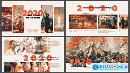 One Year in History - Timeline of Events 29794359