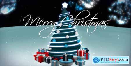 Cartoon Christmas Tree 6390117