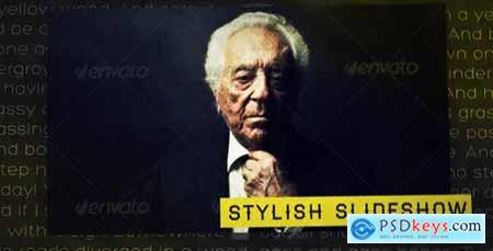 Stylish Slideshow 5260863
