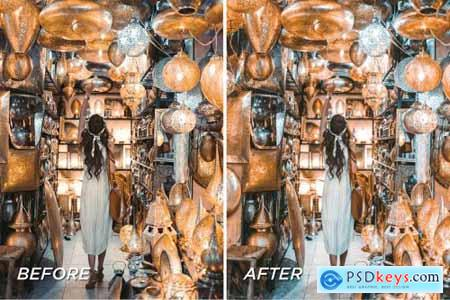 5 Morocco Lightroom Presets 5699128