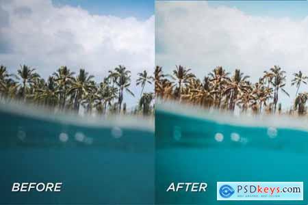 5 Maldives Lightroom Presets 5699069