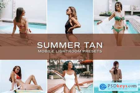 5 Summer Tan Presets 5699072