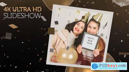 Happy New Year (4K slideshow) 29809152