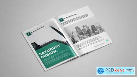 Saturday - Business Brochure 12 pages