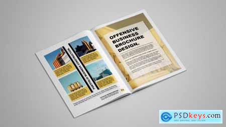 Offensive - Business Brochure 12 pages