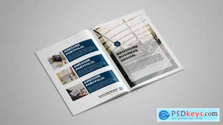 Selected - Business Brochure 12 pages