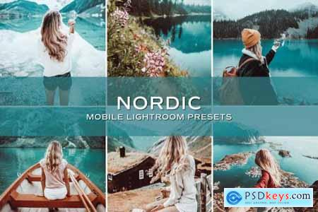 5 Nordic Lightroom Presets 5698933