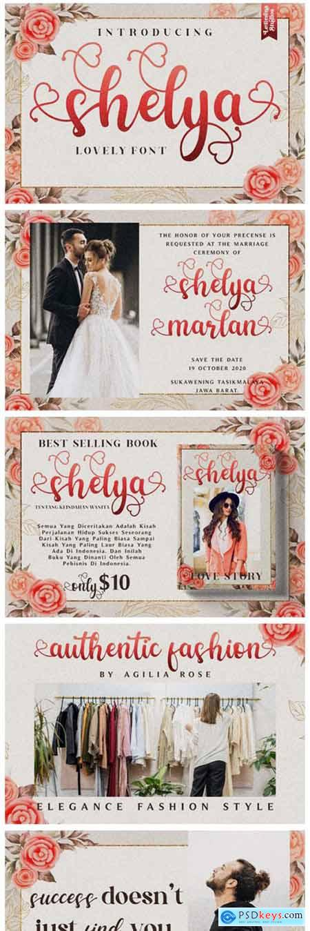 Shelya Font