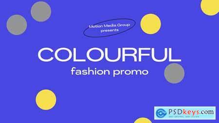 Colorfull Fashion Promo 29825656