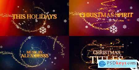 Christmas Titles 13734313