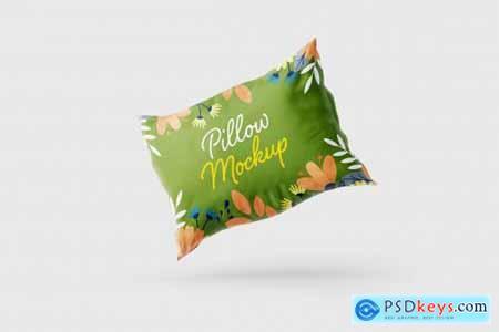 Pillow Cover Mockup Set - Textile 5715540