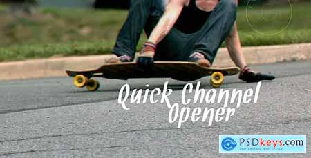 Quick Channel Opener 15714987