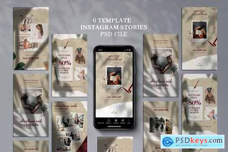 Christmas Sale Instagram Stories