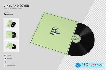 Vinyl - Mockups FH