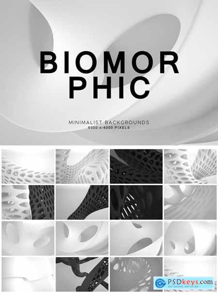 Biomorphic Backgrounds