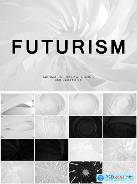 Futurism Backgrounds