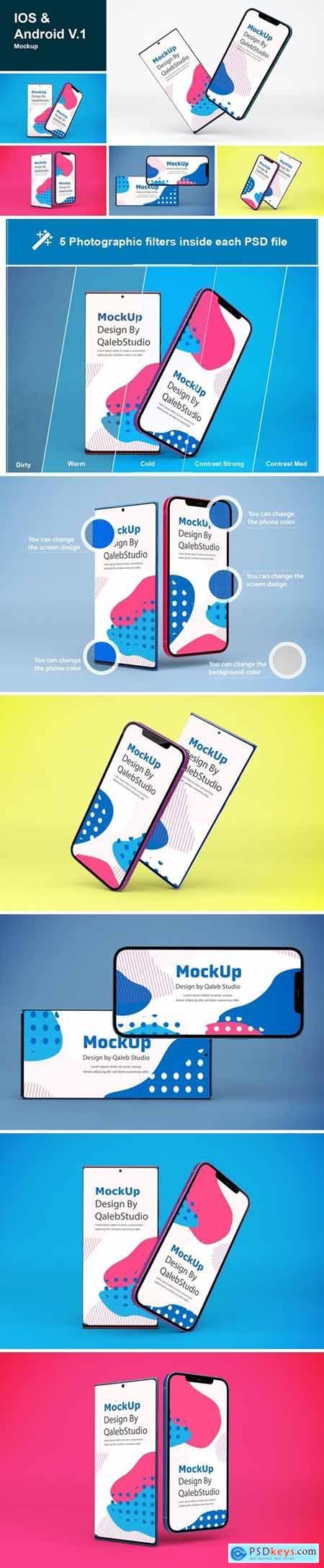 IOS & Android V.1