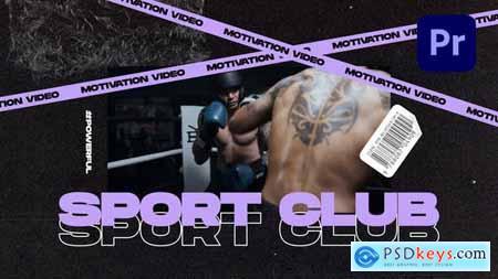 Sports Typographic Promo 29798820