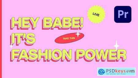 Fashion Event Promo 29786788