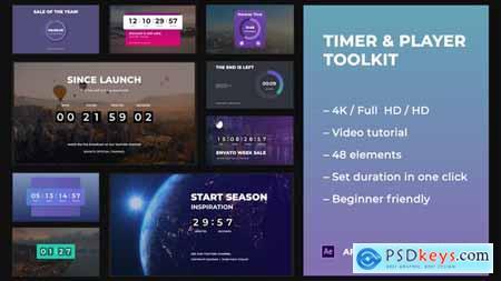 Timer & Player Toolkit 29348295