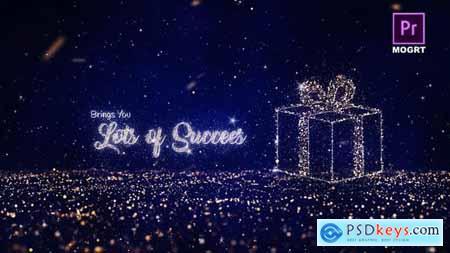 Christmas Festive Mogrt 29722189