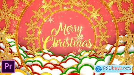 Christmas Opener Premiere Pro 29740180