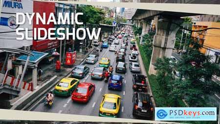 Dynamic Slideshow MOGRT 29729350