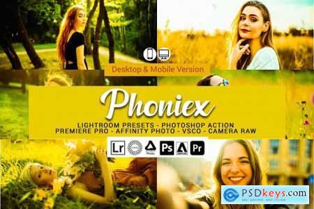 Phoniex Lightroom Presets 5157423