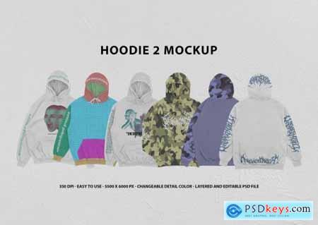 Hoodie 2 Mockup 5527756