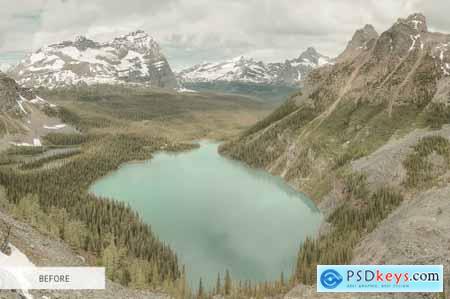 Magnificent Landscape Actions 4842999