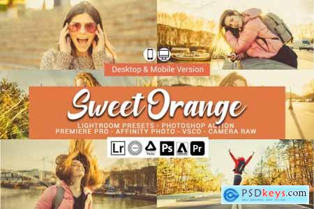 Sweet Orange Lightroom Presets 5157492