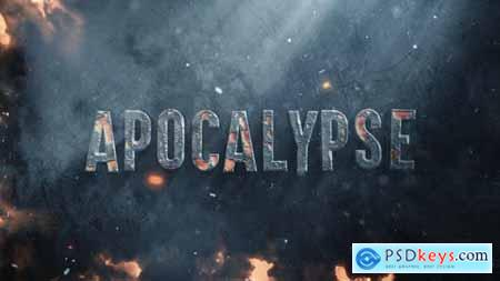Cinematic Trailer - Apocalypse 25487204