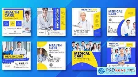 Medical Health Promo Instagram Post V26 29812625
