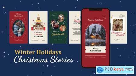 Winter Holidays Christmas Stories 29835825