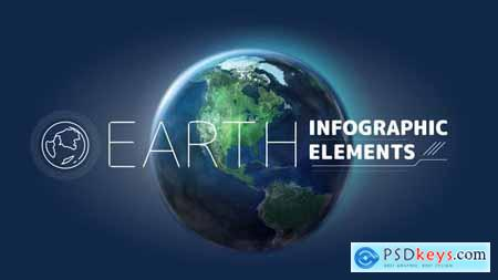 Earth Infographic Elements 29829624