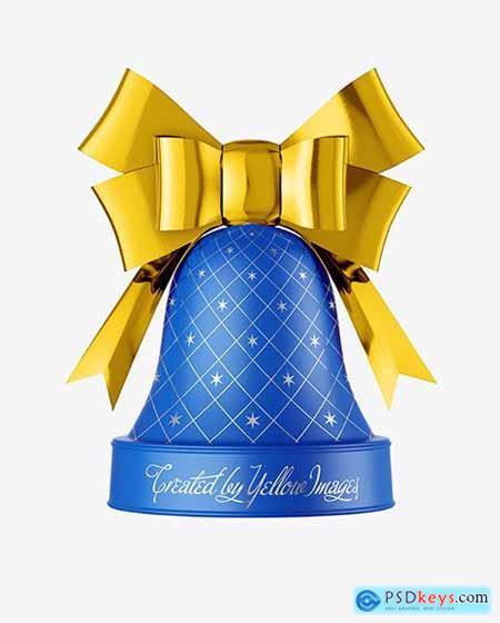 Christmas Bell Mockup 72296