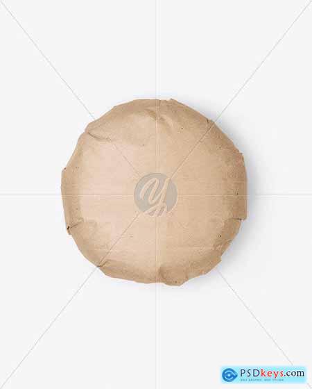 Kraft Paper Packaging Mockup 72212