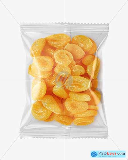 Dried Apricots Mockup 72369