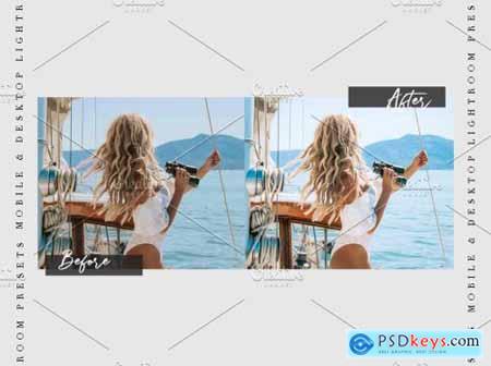 BLUE SEA - Lightroom Presets 5657702