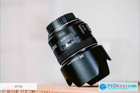 Lightroom Preset - Product Photoshoot 4821579