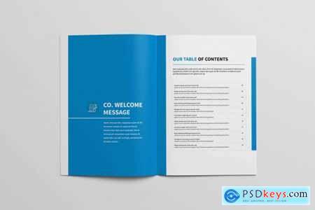 Annual Report Brochure 5012768
