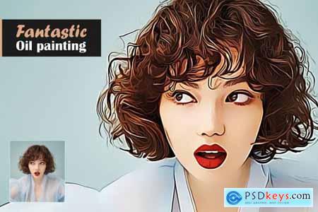 Fantastic Oil Painting 5567355