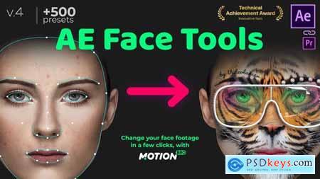AE Face Tools V4.1 24958166