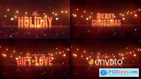 Christmas Lights Wishes 29833016