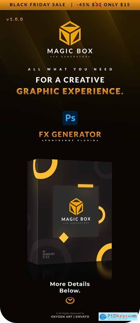 Magic Box - FX Generator 29449415
