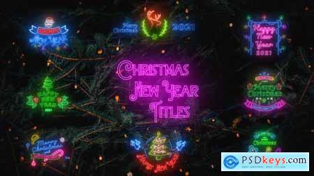 Christmas & New Year Titles 29677771