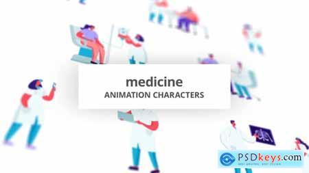 Medicine - Character Set 29801983