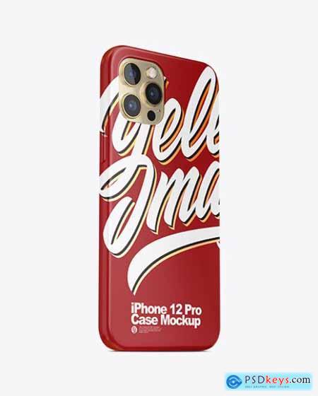 IPhone 12 Pro Case Mockup 72502