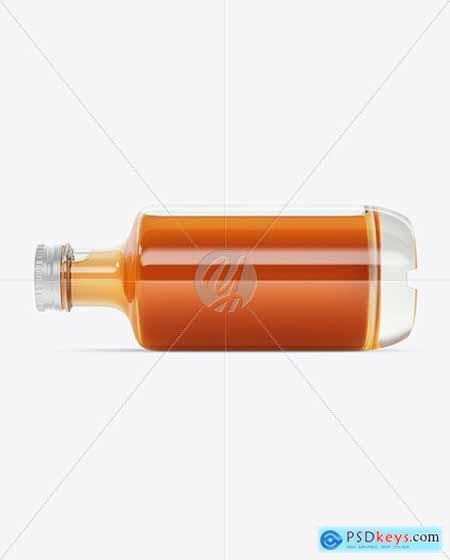 Syrup Bottle Mockup 72413