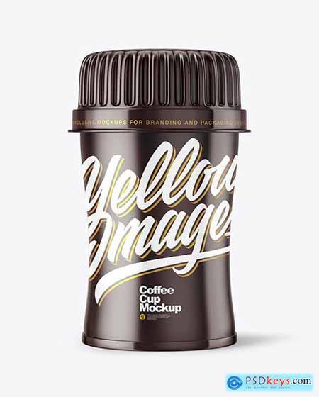 Coffee Cup Mockup 72653